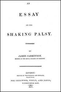 Περί της νόσου Parkinson